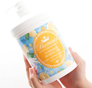 プエラリア・ハーバルジェル サマーフレッシュレモン 1リットル